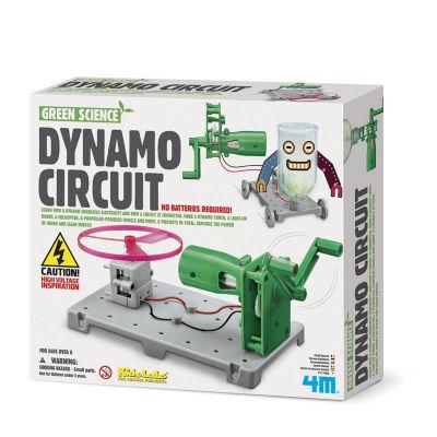 4M Kidzlabs Dynamo Circuit Maker Science Kit - Stem