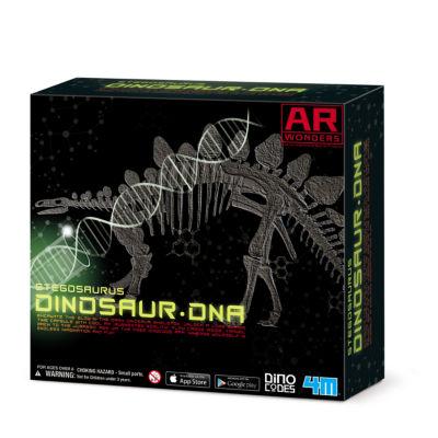 4M Stegosaurus Dinosaur Dna Skeleton Science Kit