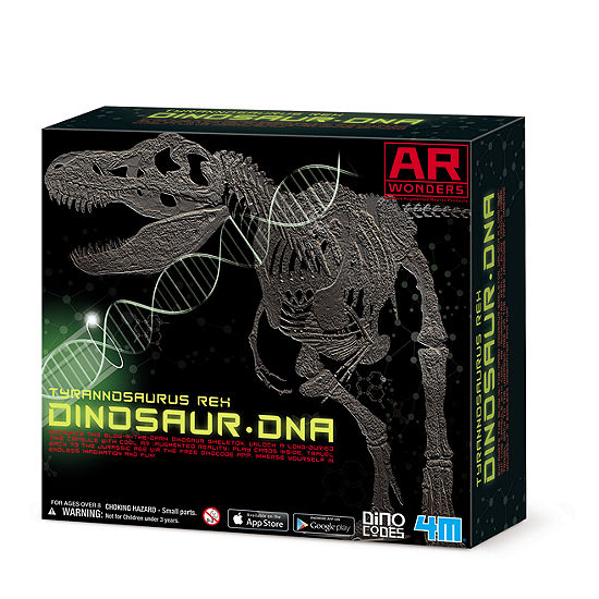 4m T Rex Dinosaur Dna Skeleton Science Kit