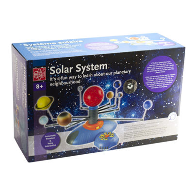 Edu Toys Solar System Planetary Educational Set