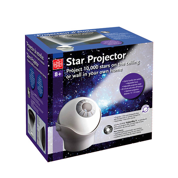 Edu Toys Star Projector Science Astronomy LearningSet