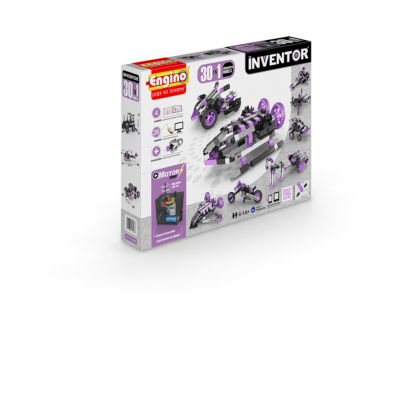 Engino 30 In 1 Models/Adventure Building Set