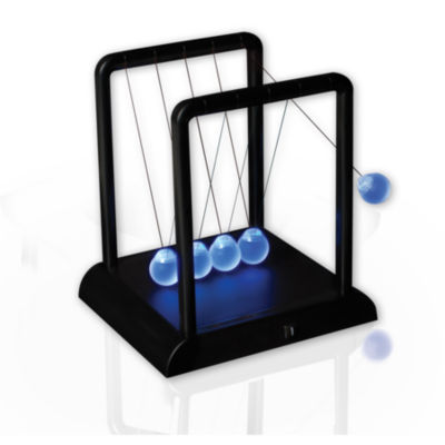 Toysmith Light Up Newtons Cradle
