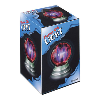 Toysmith Plasma Orb Light