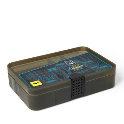 Lego Batman Sorting Box Transparent Black