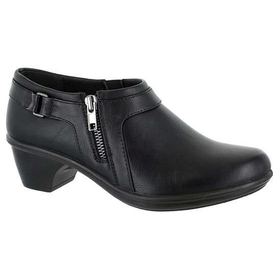 Easy Street Womens Devo Slip-On Shoe Round Toe