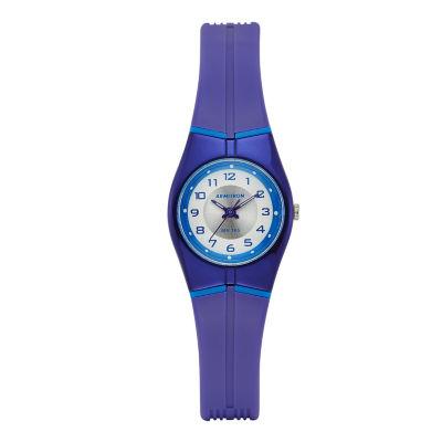 Armitron Prosport Womens Purple Strap Watch-25/6355pur