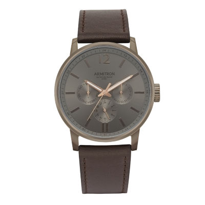 Armitron All Sport Mens Brown Bracelet Watch-20/5217dgdgbn