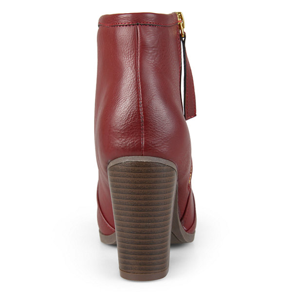 Journee Collection Jolie Womens Bootie