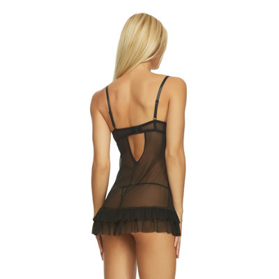 Body Jewels Lace Babydoll