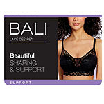Bali Lace Desire Wireless Bralette Full Coverage Bra-Df6591