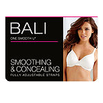 Bali One Smooth U® Smoothing & Concealing Underwire Full Coverage Bra-3w11