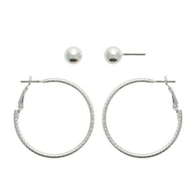 Sensitive Ears 2 Pair Earring Sets