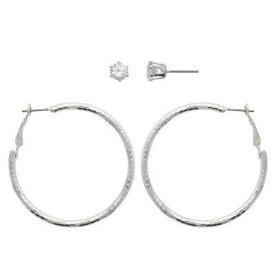 Sensitive Ears 2 Pair Earring Sets