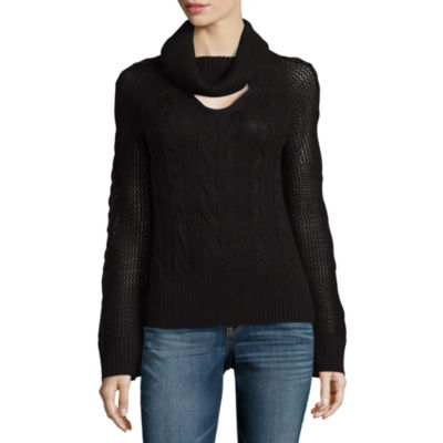 A.N.A Long Sleeve Pullover Sweater - Tall
