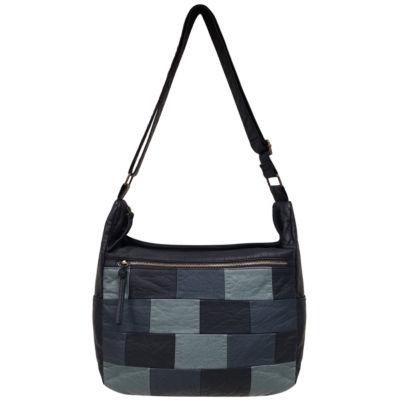 St. John's Bay Pebble Hobo Bag