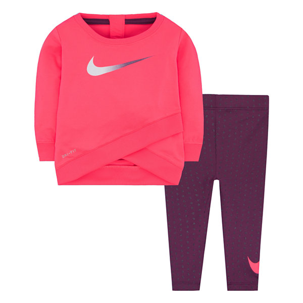 Nike 2-pc. Legging Set-Baby Girls