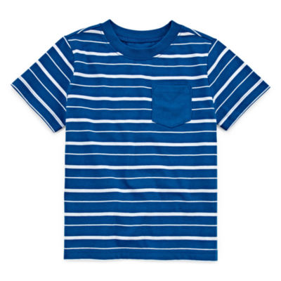 Okie Dokie Short Sleeve T-Shirt-Toddler Boys