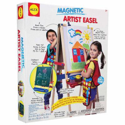 ALEX Toys Artist Studio Magnetic Artist Easel