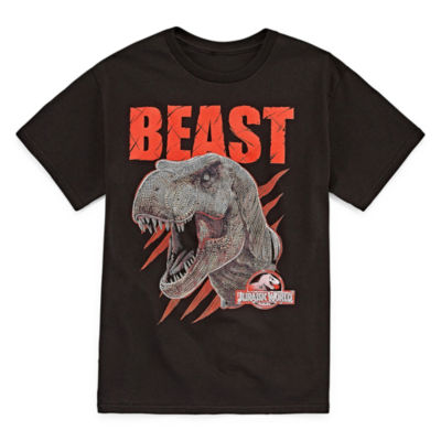 Jurassic Park Graphic T-Shirt-Big Kid Boys