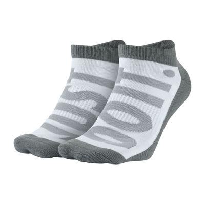Nike 2 Pair No Show Socks-Mens