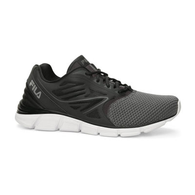 Fila Memory Multiswift Mens Lace-up Running Shoes