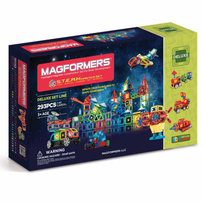 Magformers STEAM Master 293 PC. Set