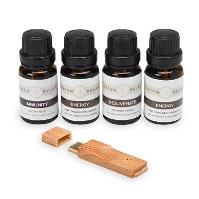 Gaiam Aromatherapy Kit Yoga Kit