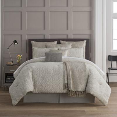Studio Hawthorne 5-pc. Jacquard Comforter Set