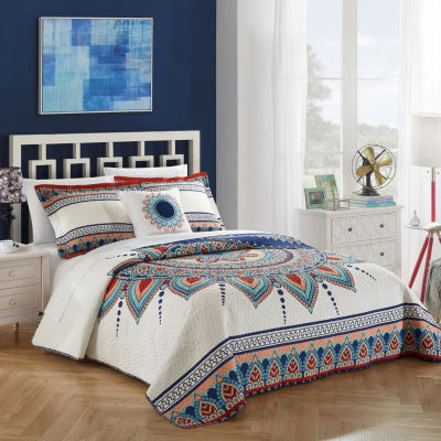 Chic Home Cypress Quilt Set