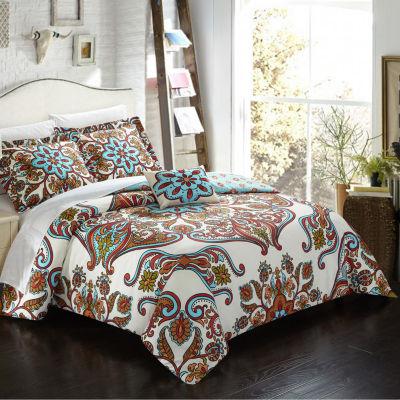 Chic Home Feinch Duvet Cover Set