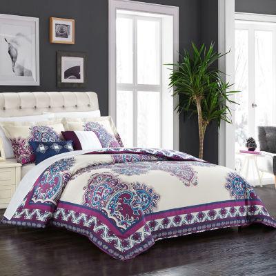 Chic Home Mazal Comforter Set