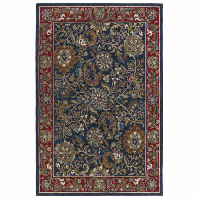 ST. CROIX TRADING Traditions Kashan Rug