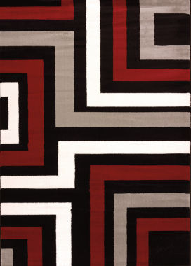 United Weavers Cristall Collection Blade Rectangular Rug