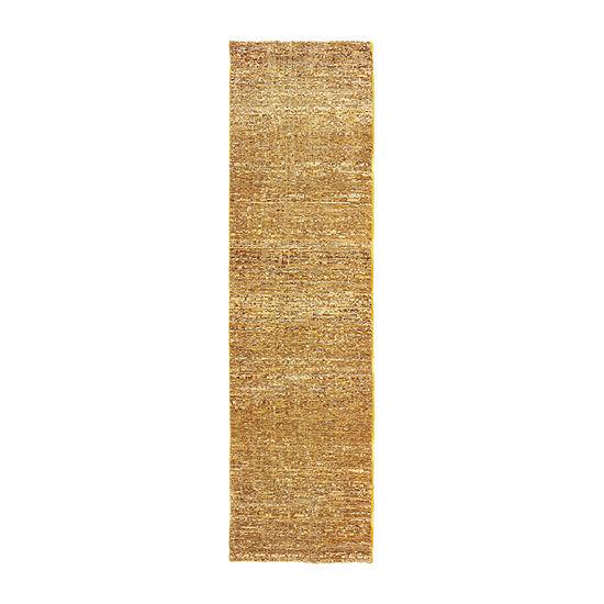 Covington Home Avante Gilt Rectangular Indoor Rugs