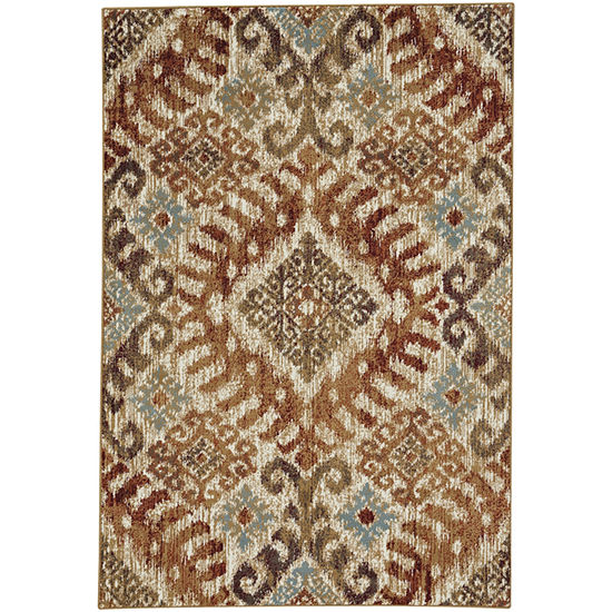 Capel Inc. Jacob Diamond Rectangular Indoor Rugs