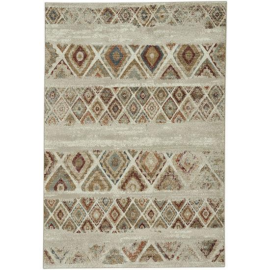Capel Inc. Jacob Mosaic Rectangular Indoor Rugs