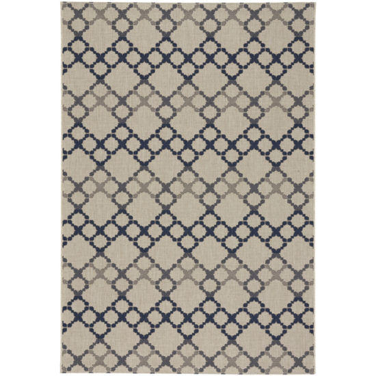 Capel Inc. Kevin O'Brien Elsinore Santorini Rectangular Rugs
