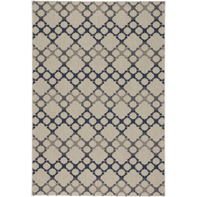 Capel Inc. Kevin O'Brien Elsinore Santorini Rectangular Indoor/Outdoor Rugs