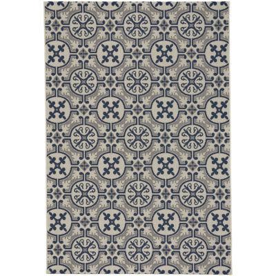 Capel Inc. Elsinore Tile Rectangular Rugs