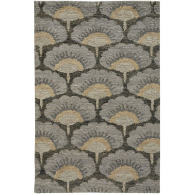 Capel Inc. Williamsburg Ina Hand Knotted Rectangular Rugs