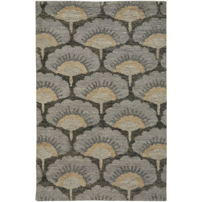 Capel Inc. Williamsburg Ina Hand Knotted Rectangular Indoor Area Rug