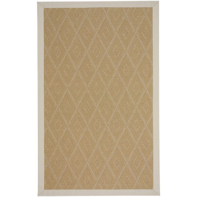 Capel Inc. Llano Tumbleweed Cream Rectangular Rugs