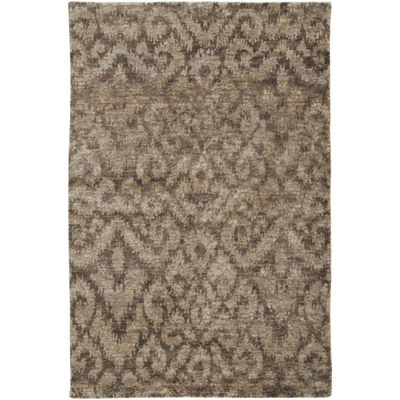 Capel Inc. Williamsburg Tucker Hand Knotted Rectangular Rugs