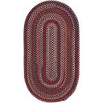 Capel Inc. Bunker Hill Braided Oval Indoor Rugs