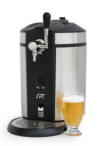 SPT BD-0538: Mini Kegerator & Dispenser