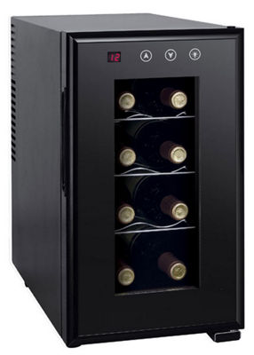 SPT WC-0888H Thermo-electric Slim Wine Cooler with Heating 8-bottles