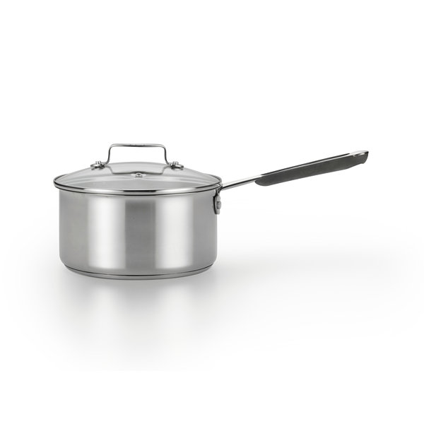 T-Fal Stainless Steel Sauce Pan