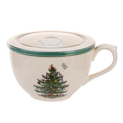 Spode Christmas Tree Coffee Mug