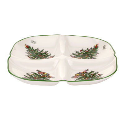 Spode Christmas Tree Serving Tray